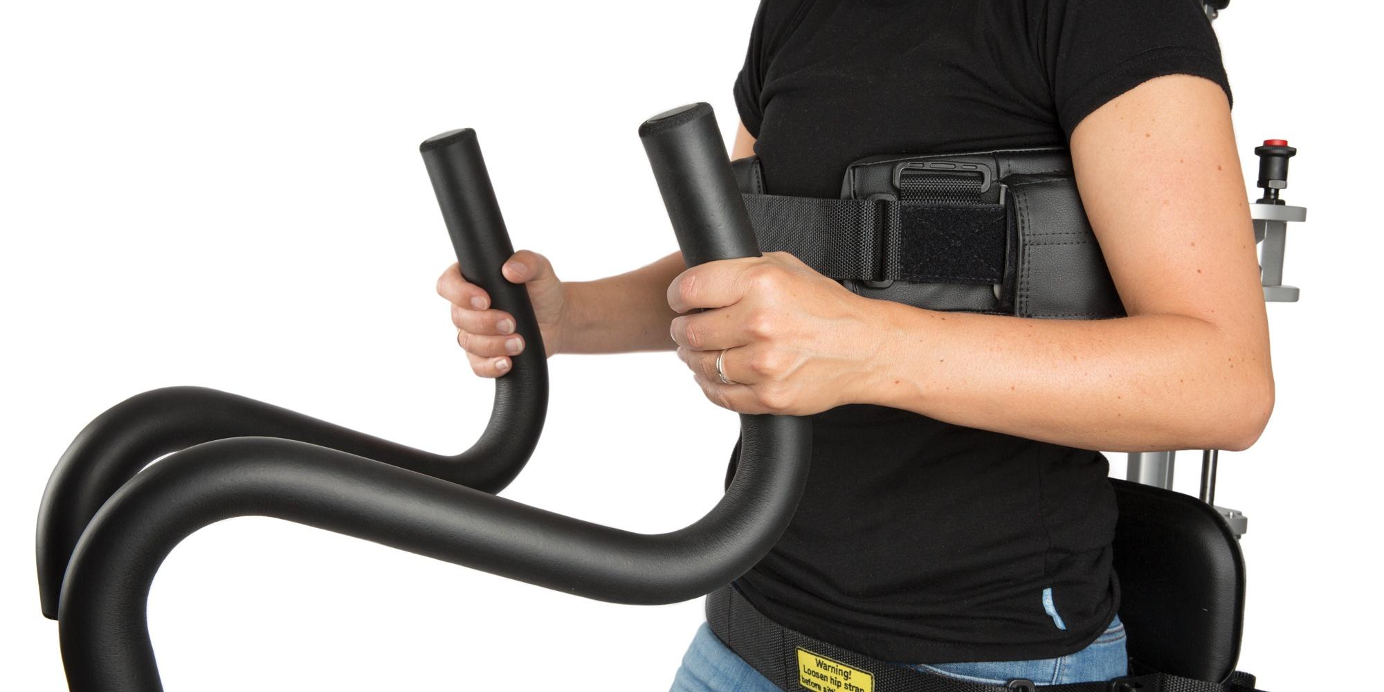 Arm-movement-handles