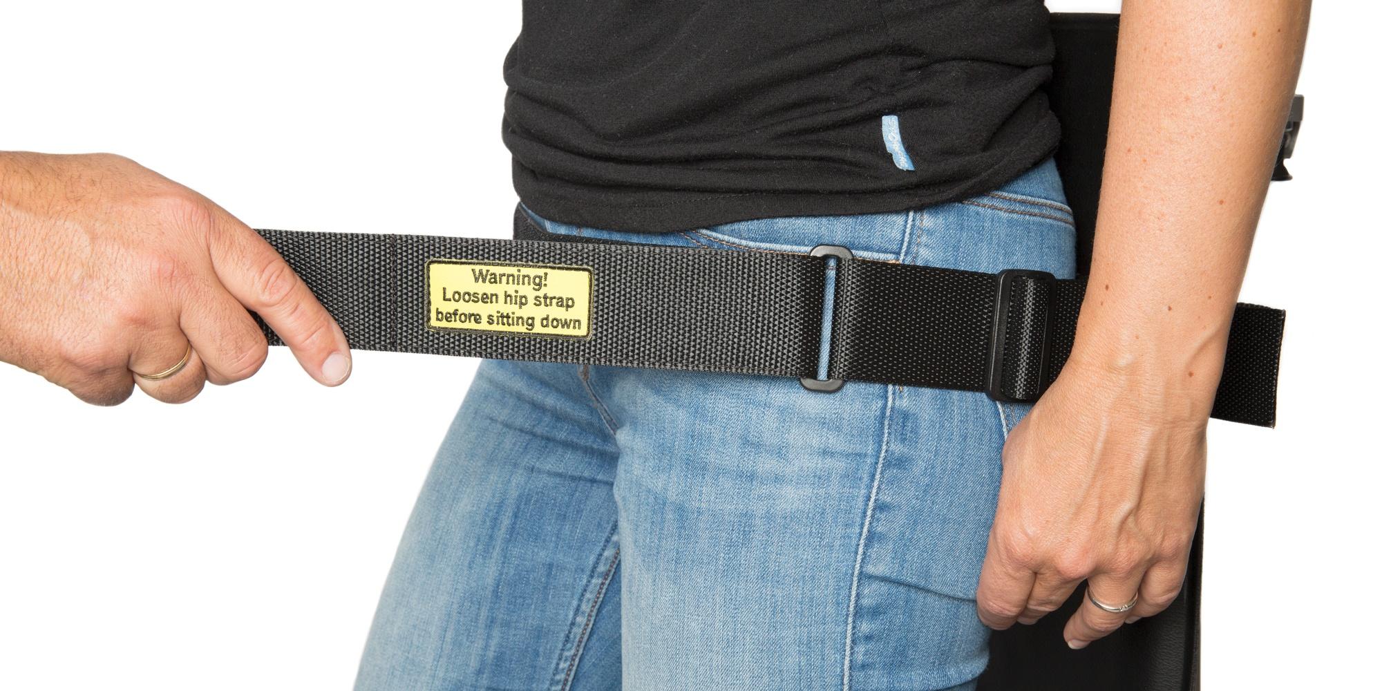 Side-support-w-belt