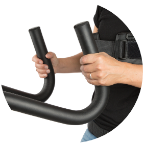 Arm-movement-handles