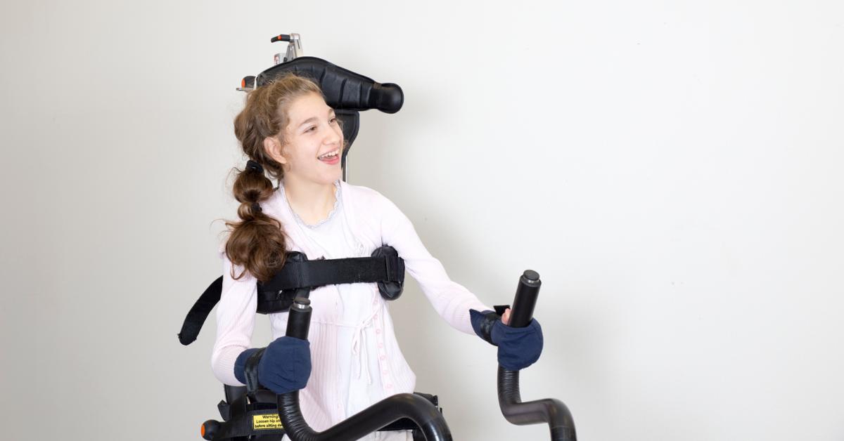 Cross-Over-Studie spricht für Bewegungstherapie mit dem Innowalk Pro