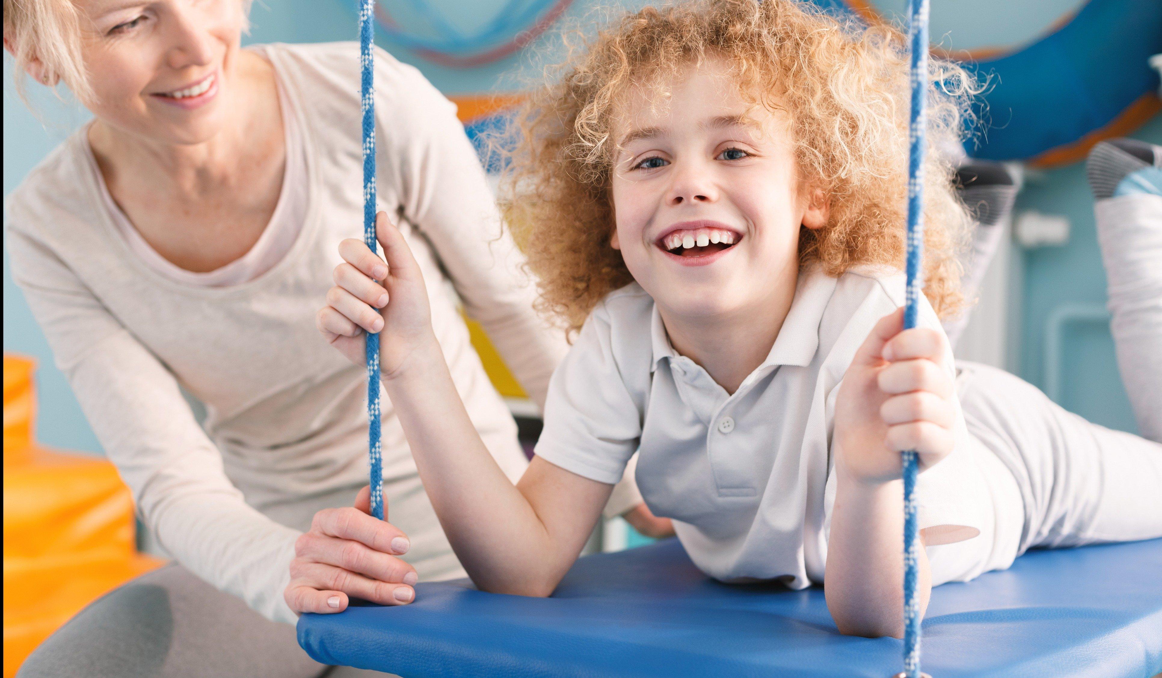 Intensiv trening for barn med CP – Hvorfor og hvordan?